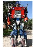 Our transformers are the best in Houston because they are huge, have excellent gadgets like lights and motors, and theme related games for birthday parties in Houston.