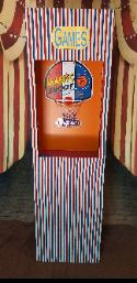 Houston carnival games can now offer the basketball shoot as part of your carnival games package.