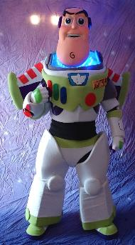 Hire this Astronaut toy mascot superhero for your child's Houston birthday party. Awesome costume with many special features like lights, sirens, & a real laser.
