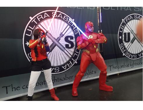 Hire some different superhero costumed characters for your next Houston birthday party for your kids.