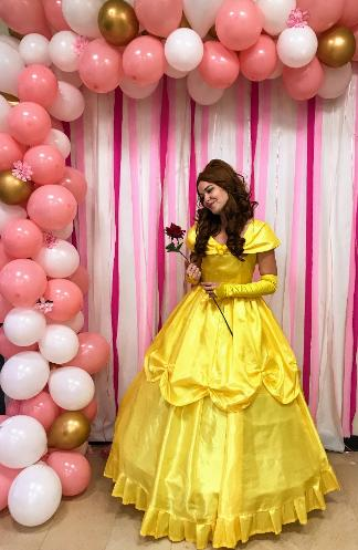 Hire a princess that can make your kids believe. Great costume, great games, and great photos. Houston princess parties are done right at kids party experts