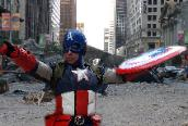 Houston has a new super hero ready to put America first and save your your childs birthday party from boredom.