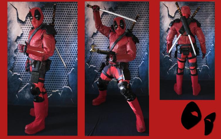 Hire this superhero costumed character for your next Houston birthday party celebration with jokes, innovative Deadpool fub loving superhero training, and awesome photo ops for your super hero loving child.