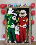 These fun loving mascot pals are available for entertaining at your Houston area kids birthday party.