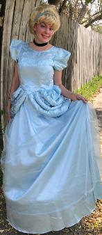 Rent a princess costumed character for your cinderella birthday party in Houston, Texas.